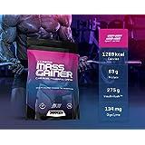 Xtreme Mass Gainer SS Powder 2722 g : Délicieux goût chocolat - Gainer protéiné pour la croissance et le maintien...