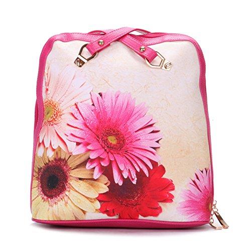 Chinese style sac à dos/La version coréenne de sacs en toile/ sac à main de mode shell-B A
