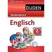 Englisch - Übungsblock 2. Lernjahr (Duden - Einfach klasse)