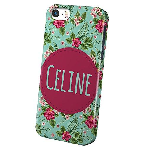 photofancy-iphone-5-5s-handyhlle-mit-name-celine-design-flower