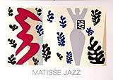 Matisse Jazz el lanzador De cuchillos, 60 x 80 Cm, diseño De cartel %2F-Póster