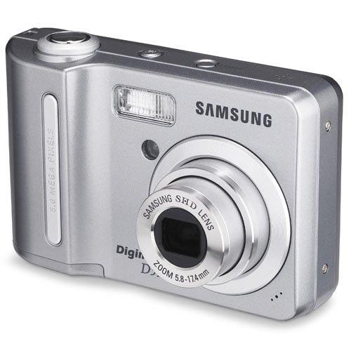 Samsung Digimax D53 Digitalkamera Samsung Digimax