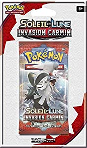Asmodée, POBL33, Juego de Cartas Booster Pokémon Sl4 (Idioma español no garantizado)