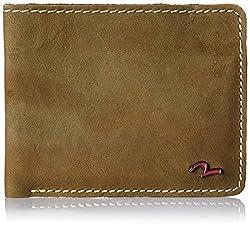 Spykar Olive Mens Wallet (SPY/WL/2AF01)