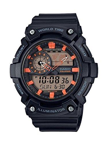Casio Collection Herren-Armbanduhr AEQ-200W-1A2VEF