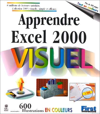 Apprendre Excel 2000 par MaranGraphics