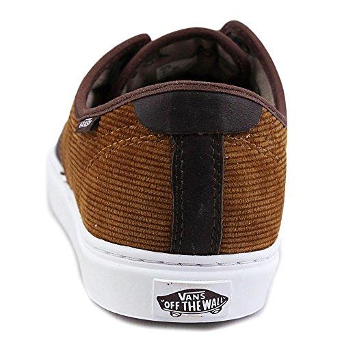 Vans Herren M Ludlow Sneaker braun / weiß