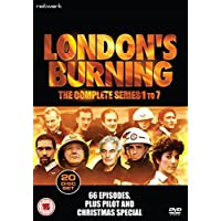 London's Burning: The Complete Series 1 to 7