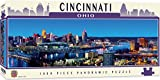 Cincinnati 1000pc Panoramic (National Parks and Cityscapes)