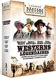 4 Westerns légendaires : L'homme aux Colts d'or + La flèche brisée + La lance brisée + Le jardin du diable [Blu-ray]