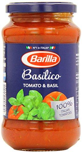 Barilla Basilico Sauce 400g (Pack of 6)