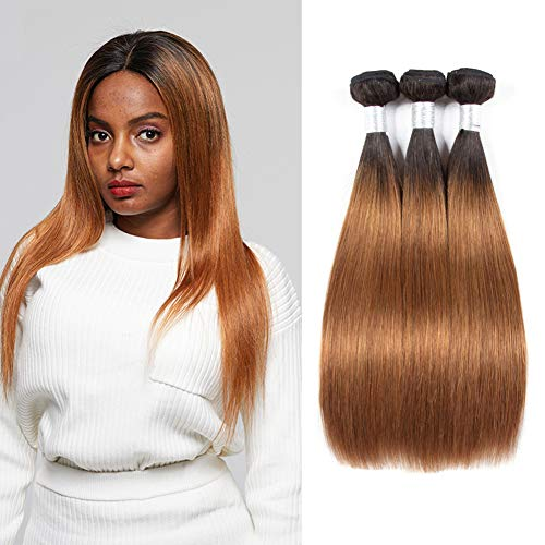 Hair Extensions & Wigs Efficient Real Beauty Peruvian Straight Hair 100% Human Hair Bundles Non-remy Hair Extension Natural Color Can Buy 3 Or 4 Bundles Attractive And Durable Human Hair Weaves