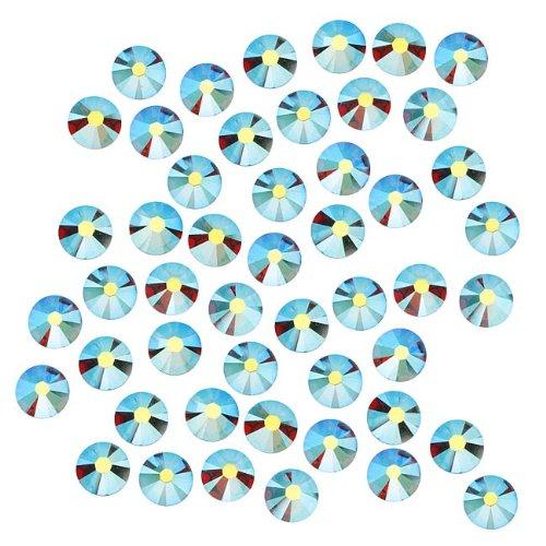 Swarovski Elements 2028Strassstein, flache # 2058SS20, Indian Red AB (50) -