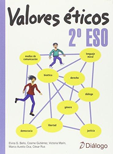 Valores Éticos 2º ESO - 9788496976894