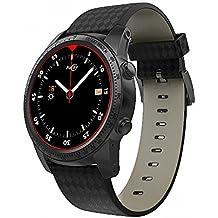 Allcall W1 Smartwatch con ranura para tarjeta SIM 3G WCDMA MP3 MP4 WiFi, análisis del
