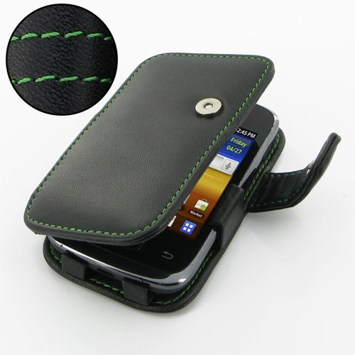 pdair-b41-black-green-stitchings-leather-case-for-samsung-galaxy-y-duos-gt-s6102