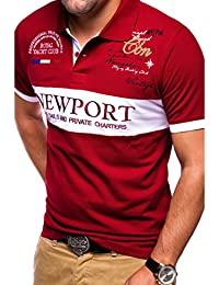 MT Styles Polo Shirt NEWPORT manches courtes R-8005