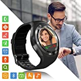 Smartwatch Orologio Fitness Donna Uomo, Fitness Tracker Orologio con SIM Slot...