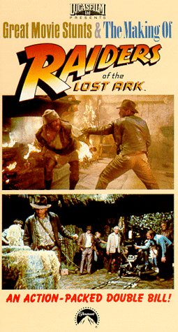 Preisvergleich Produktbild Indiana Jones and the Raiders of the Lost Ark [VHS]