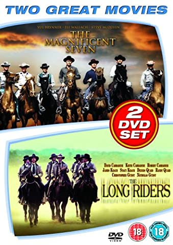 The Magnificent Seven/The Long Riders [UK IMPORT]