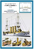 HMV 3050 Papermodel Light Cruiser SMS Emden