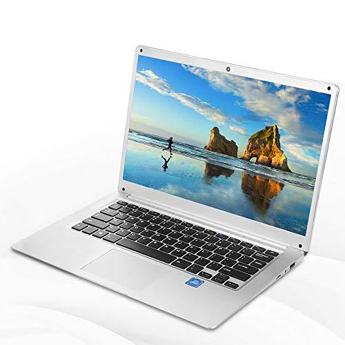 Laptop 14.1 Zoll Ultrabook Windows 10, Intel Atom x5-E8000 3.5 mm Mic Jack USB3.0 Notebook 4GB RAM 64GB SSD