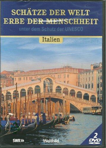 Bild von Italien - Schätze der Welt - Erbe der Menschheit - 2 DVD