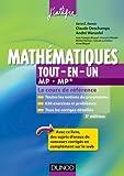 Mathématiques tout-en-un MP MP* - 3ème édition - Le cours ...