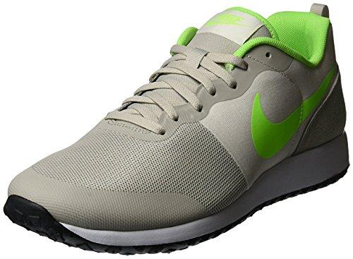 Nike - Elite Shinsen, Scarpe sportive Uomo Grigio (Grigio (Lt Iron Ore/Elctrc Green-Phntm))