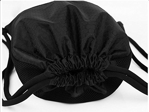 Imagen de  de gimnasio,gzqes,bolsos de gimnasio para hombres mujeres,bolsa de fitness, para escalada,bolsa de deportes,45 x 35 cm negro  alternativa