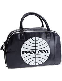 Logoshirt Unisex-Adult Pan AM 48 Hours Fake Messenger Bag