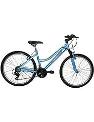 New Star 115EM003A - Bicicleta BTT aluminio TX30 para mujer