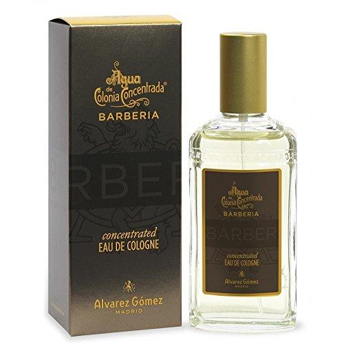 Agua De Colonia Concentrada barbiere fragranza Masculina fresca e elegante per uomini-198gr