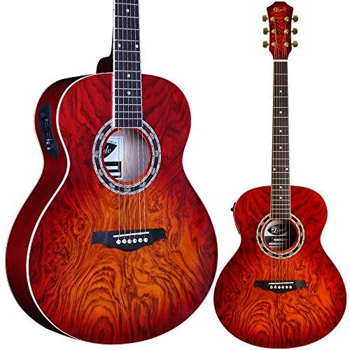 Lindo LDG-RA04CS Lava Series - Guitarra electroacústica