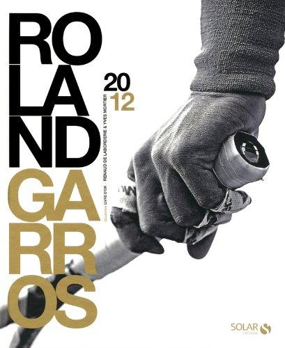 LIVRE D'OR ROLAND GARROS 2012
