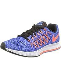 Nike Wmns Air Zoom Pegasus 32 Print, Zapatillas de Running Mujer