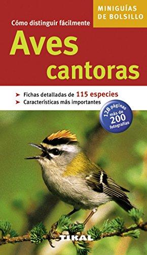 Aves Cantoras (Miniguias De Bolsillo)