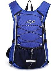 Bolsas de viaje a caballo al aire libre bolsa mochila bolso portable del agua al aire libre hombres y mujeres , light blue