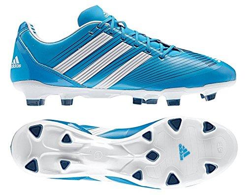 Predator Incurza TR FG - Chaussures de Rugby Bleu Solaire/Blanc blue
