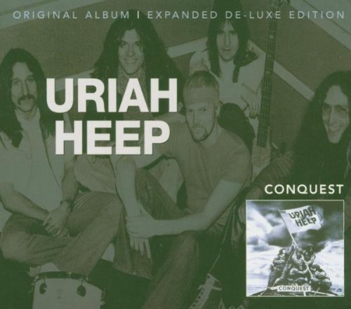 Conquest by Uriah Heep (2008-03-12)