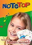 NOTE-TOP das originelle Kartenspiel zum Noten lernen für jung und alt -- für 2-4 Spieler - inkl. Spielanleitung (Noten/sheet music)