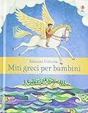 Scarica Libro Miti greci per bambini Mini (PDF,EPUB,MOBI) Online Italiano Gratis