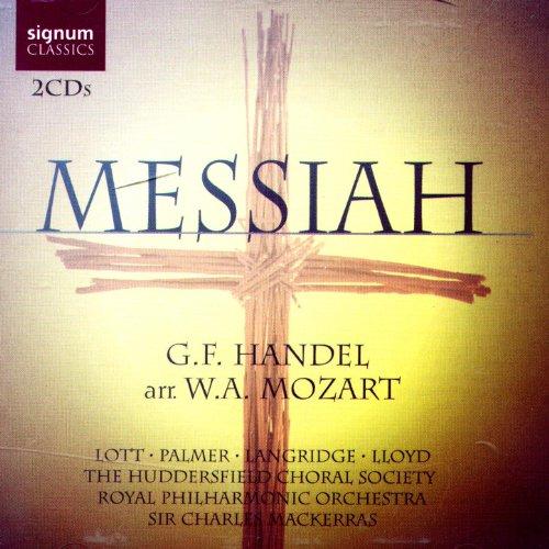 Messiah - G.F. Handel, arr. W....
