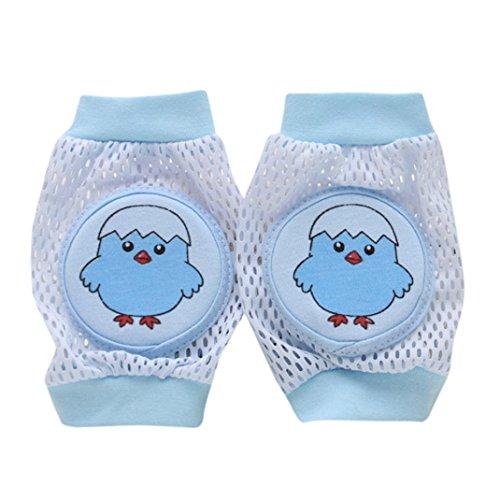 wuayi Baby Sicherheit kriechen Knie Kissen Kleinkinder Cartoon Ellbogen Pads schutzausrüstungen