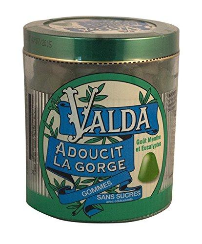 Valda Sugar Free Gums Mint Eucalyptus Taste 160g - Omega Eukalyptus