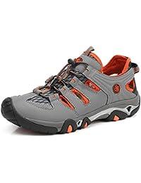 GTKC Männer Frauen Mesh Atmungsaktiv Waten Schuhe Wander Schuhe Wasser Schuhe Wasserdicht Schuhe Männer Farbe 1 45 PkHceBsIRt