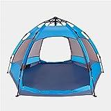 SINBROL Outdoor Automatisches Kuppelzelt Doppelschicht Groß Zelt Wurfzelt, Wasserdicht Winddicht Camping Festival