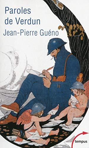 Paroles de Verdun par Jean-Pierre GUÉNO