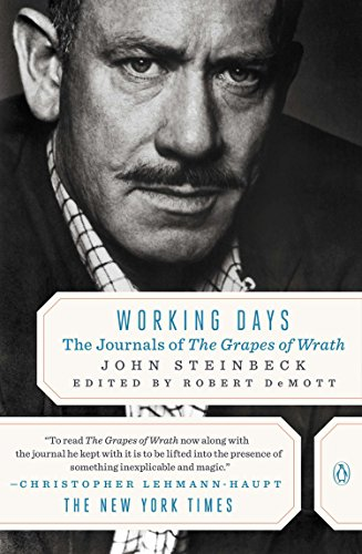 Working Days: The Journals of 'the Grapes of Wrath': 1938-1941 por John Steinbeck