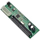 MENGS®–2.5/3.5Disco rigido SATA a ATA IDE PATA Card 40pin convertitore adattatore seriale
